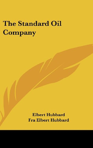 9781161514209: The Standard Oil Company