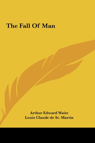 9781161528497: The Fall Of Man