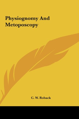 9781161529661: Physiognomy And Metoposcopy