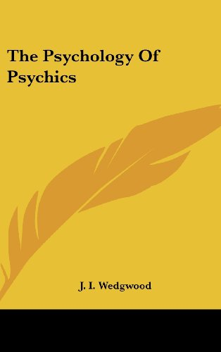 9781161544664: The Psychology Of Psychics