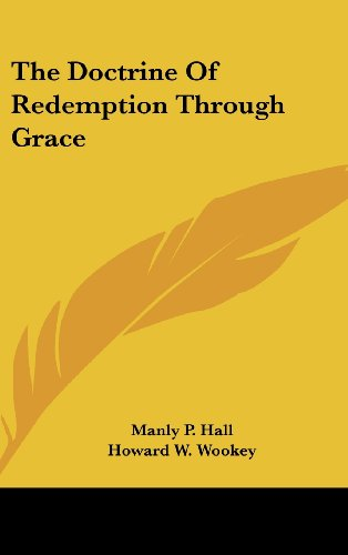 9781161546958: The Doctrine Of Redemption Through Grace