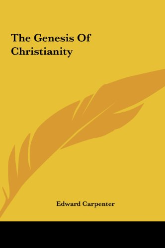 9781161547689: The Genesis Of Christianity