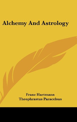 9781161548860: Alchemy And Astrology