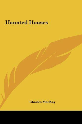 9781161555875: Haunted Houses