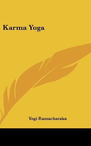 9781161559002: Karma Yoga