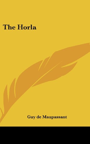 9781161571042: The Horla