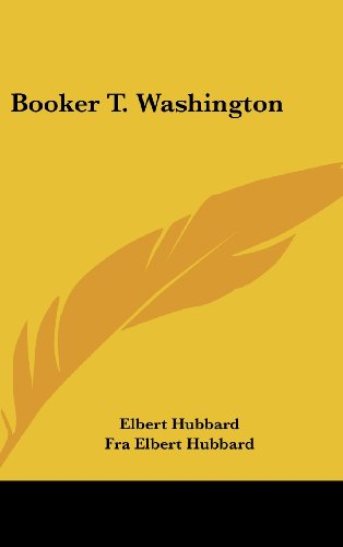 9781161572384: Booker T. Washington