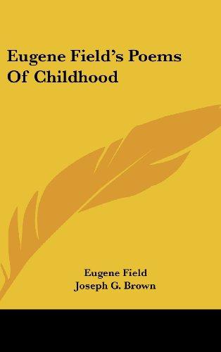 9781161591538: Eugene Field's Poems Of Childhood