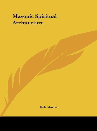 9781161592436: Masonic Spiritual Architecture