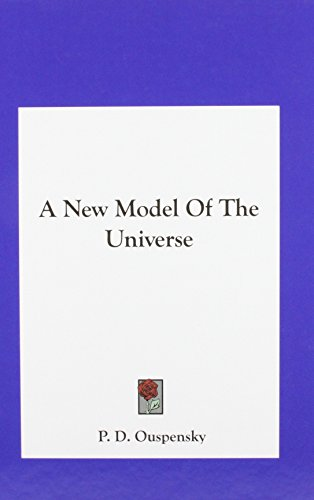9781161593532: A New Model of the Universe