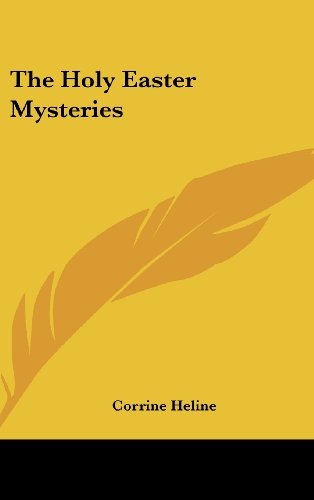 9781161605648: The Holy Easter Mysteries
