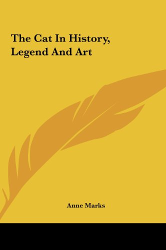 9781161606270: The Cat In History, Legend And Art