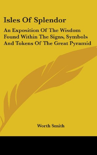 9781161642759: Isles of Splendor: An Exposition of the Wisdom Found Within the Signs, Symbols and Tokens of the Great Pyramid