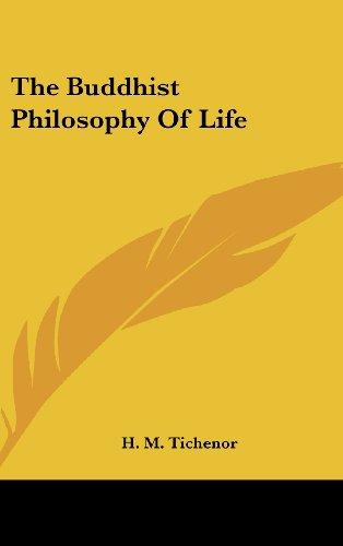 9781161643732: The Buddhist Philosophy Of Life