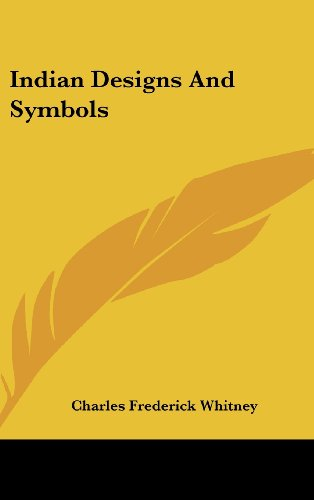 9781161645323: Indian Designs And Symbols