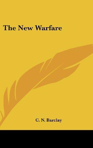 9781161664492: The New Warfare