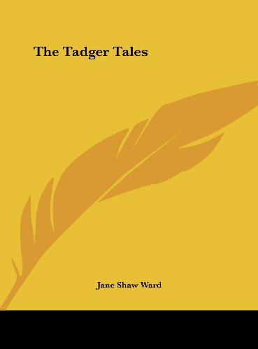 9781161672596: The Tadger Tales