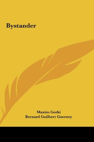 9781161684483: Bystander