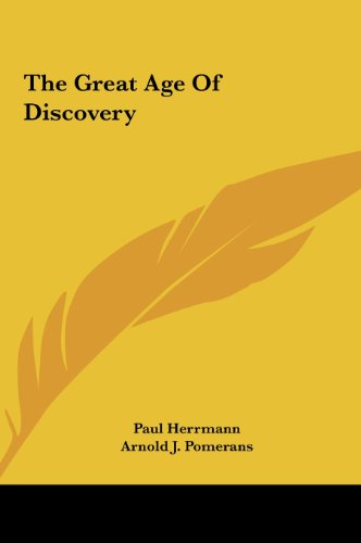 9781161686180: The Great Age Of Discovery