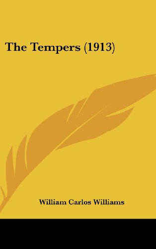 9781161689273: The Tempers (1913)