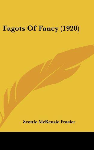 Fagots Of Fancy (1920) Frasier, Scottie McKenzie