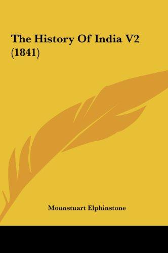 9781161753707: The History of India V2 (1841)