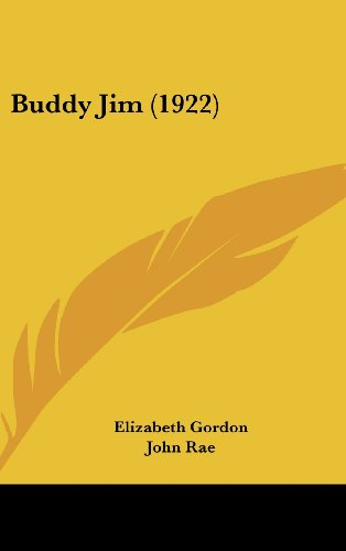 9781161771275: Buddy Jim (1922)
