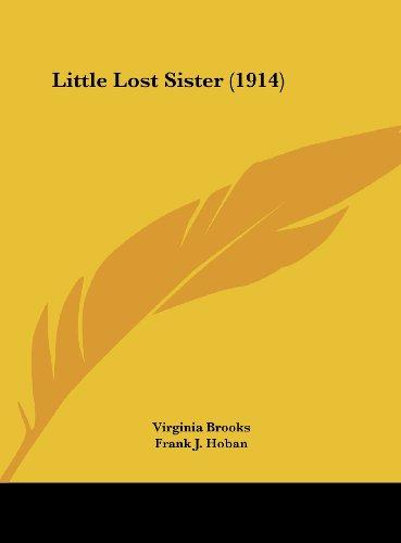 9781161817997: Little Lost Sister (1914)