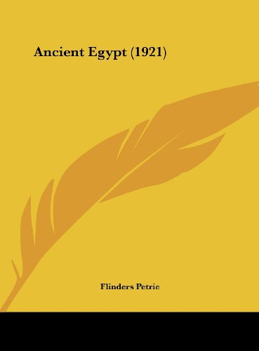 9781162094298: Ancient Egypt (1921)