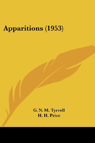 9781162556772: Apparitions (1953)