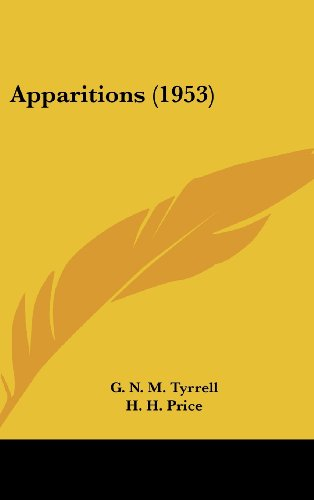 9781162559094: Apparitions (1953)