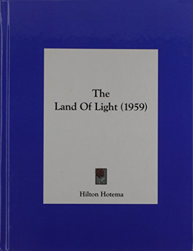 9781162559124: The Land Of Light (1959)