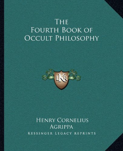 9781162560199: The Fourth Book of Occult Philosophy