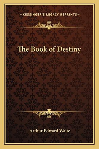 9781162563251: The Book of Destiny