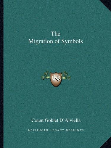 9781162563282: The Migration of Symbols