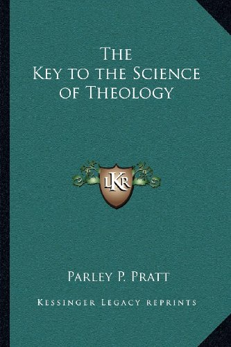 9781162572710: The Key to the Science of Theology