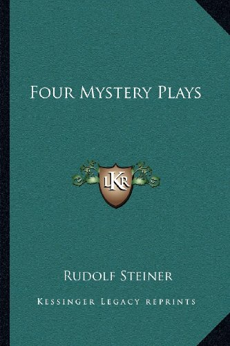 9781162575247: Four Mystery Plays