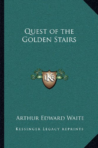 9781162575452: Quest of the Golden Stairs