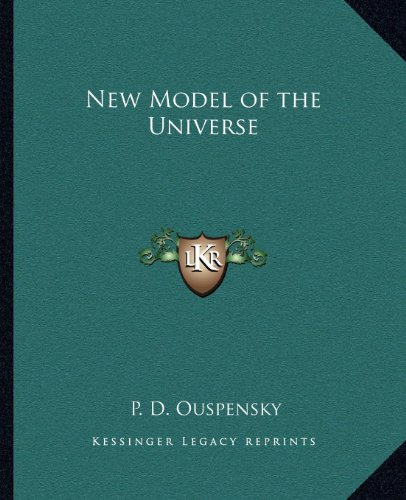 9781162576138: New Model of the Universe