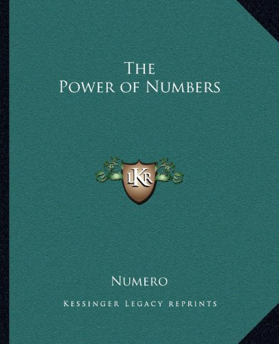 9781162581064: The Power of Numbers