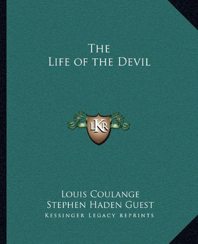 9781162581767: The Life of the Devil