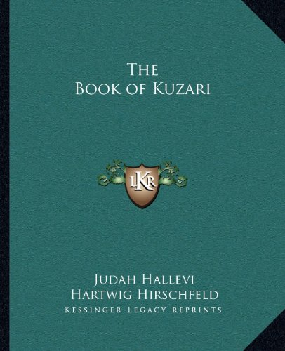 9781162582764: The Book of Kuzari