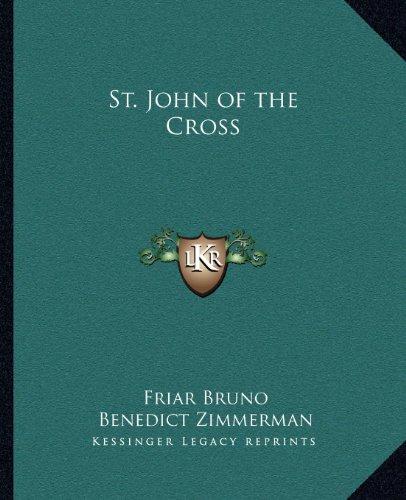 9781162587264: St. John of the Cross