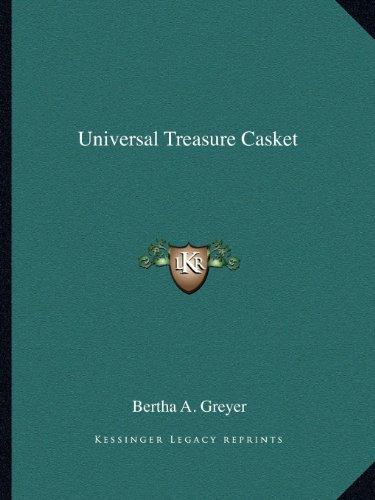 9781162587714: Universal Treasure Casket