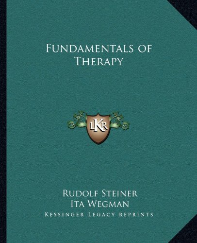 9781162594668: Fundamentals of Therapy