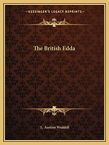 9781162604664: The British Edda