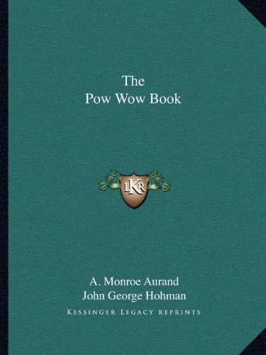 9781162612294: The Pow Wow Book
