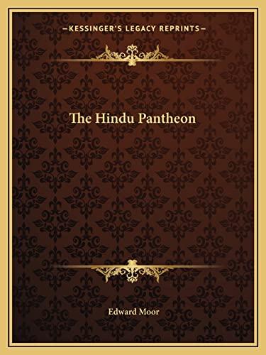 9781162625010: The Hindu Pantheon