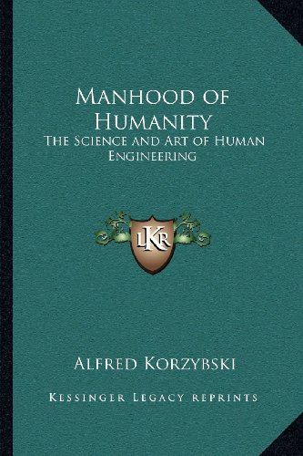 9781162626673: Manhood of Humanity: The Science and Art of Human Engineering