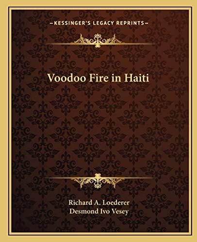 9781162630960: Voodoo Fire in Haiti